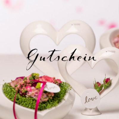 Geschenkgutschein Alles Liebe