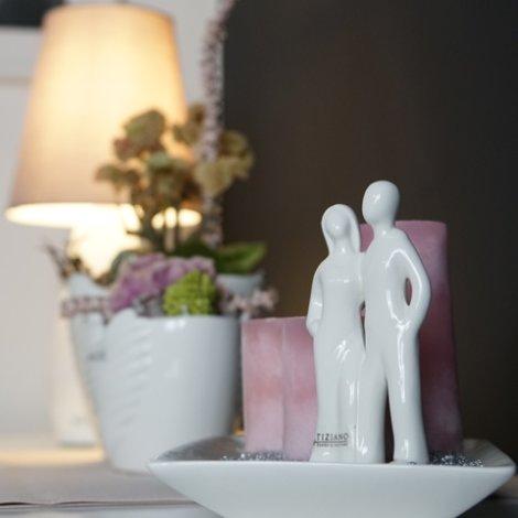 DIY Idee mit Video: Romantische Deko zum Valentinstag