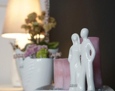 Romantische Deko zum Valentinstag