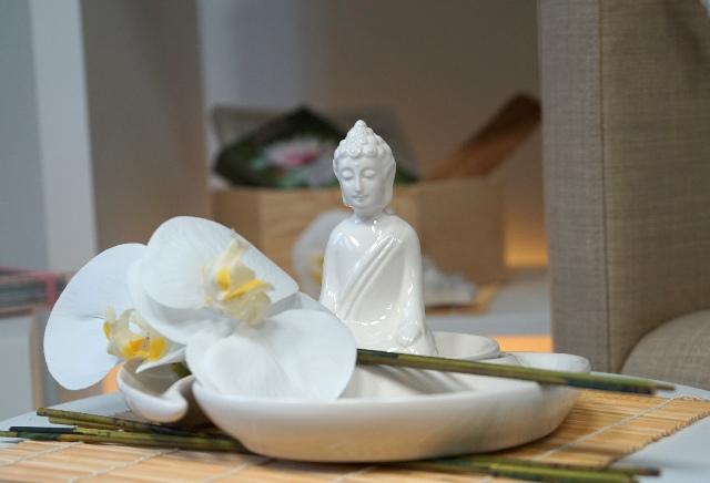 Dekoideen im Zen-Stil