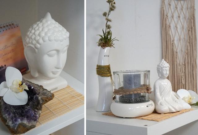 Dekoideen im Zen-Stil fuer Zuhause