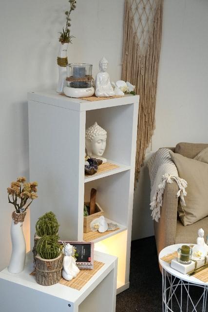 Ruheoase und Dekoideen im Zen-Stil