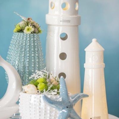 LED Leuchtturm Farol