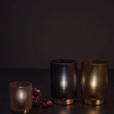 LED Licht Lumida gold klein