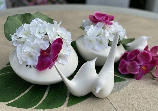 Orchideen Deko