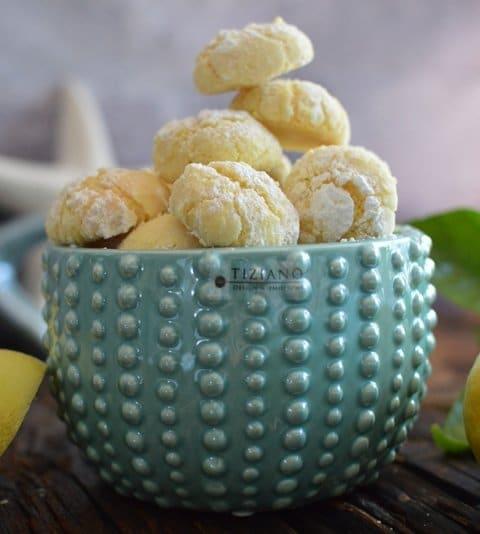 Sommer Rezept Zitronenkekse in Schale Merenda