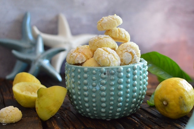 Sommer Rezept: Zitronenkekse fürs Sommerfeeling