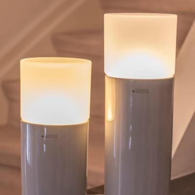 Lampe Castello grau