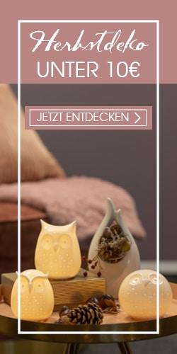 Placeholder Herbst Produkte ubter 10 Euro