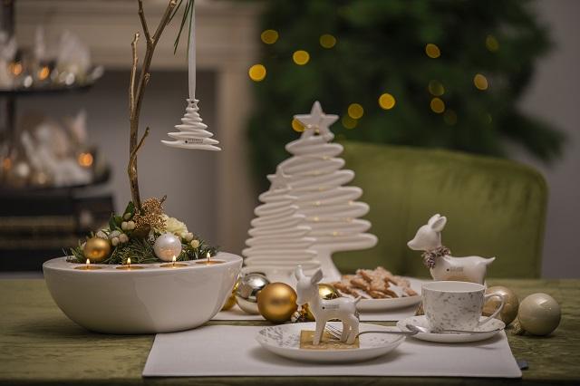 Merry Xmas – Tischdeko zu Weihnachten