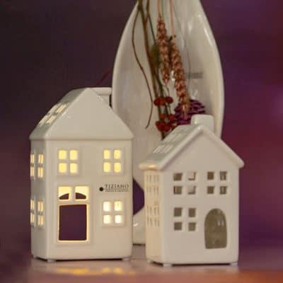 Lichthaus Maraone LED creme - weiß