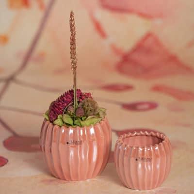 Blumentopf Cavita glory pink