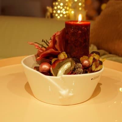 Dekoset Weihnachtliche Sternschnuppe