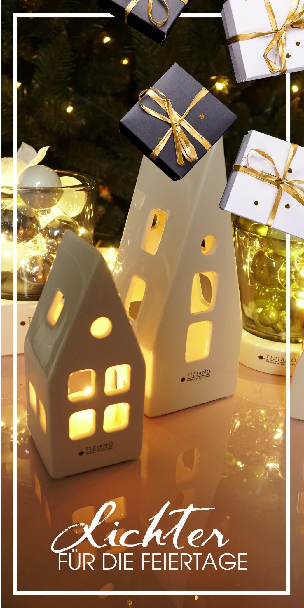 Placeholder Lichter für die Feiertage