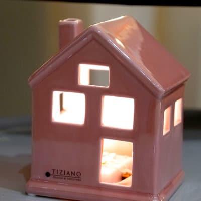 Lichthaus Portofino LED rosa