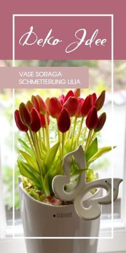 Placeholder Tulpenfest: Dekoidee 1 Vase Soraga