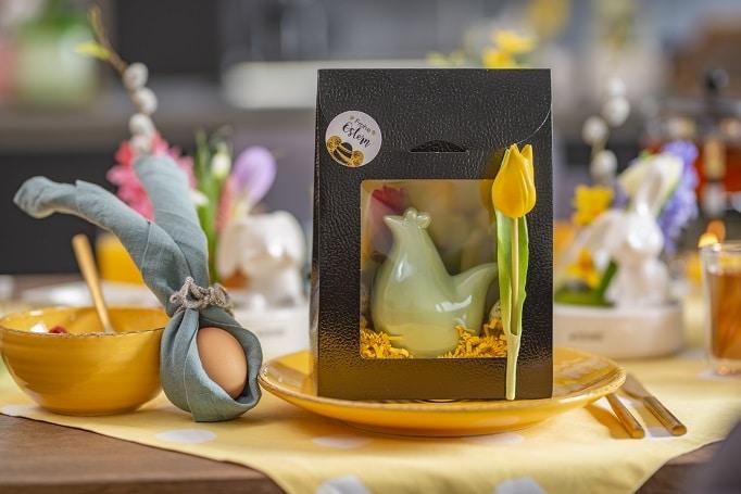 Ostergeschenke Geschenktuete Huhn Miolino