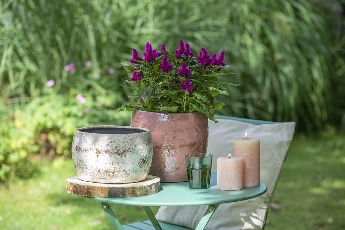 Outdoor Deko für Dein Wohnzimmer unter freiem Himmel