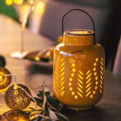 Licht Mentone Solar gelb
