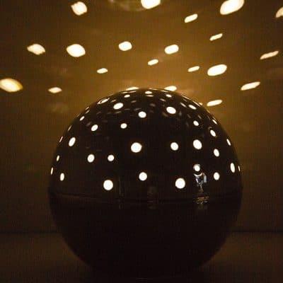 Kugel Padova LED creme-sand