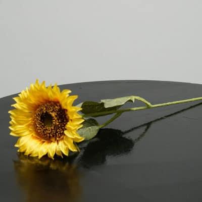 Deko Sonnenblume 60cm