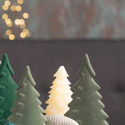 Morio Dekobaum Weihnachtsbaum hellgrün