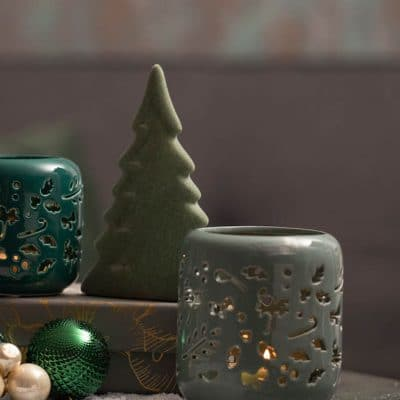 Morio Dekobaum Weihnachtsbaum lindgrün