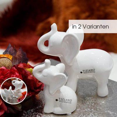 2er Set Elefant Tarik Mittel