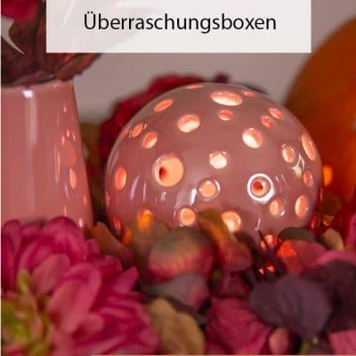 Überraschungsbox Rosa