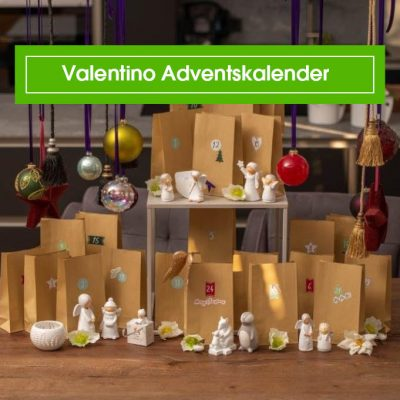 Valentino Adventskalender Premium, Weihnachten 2021